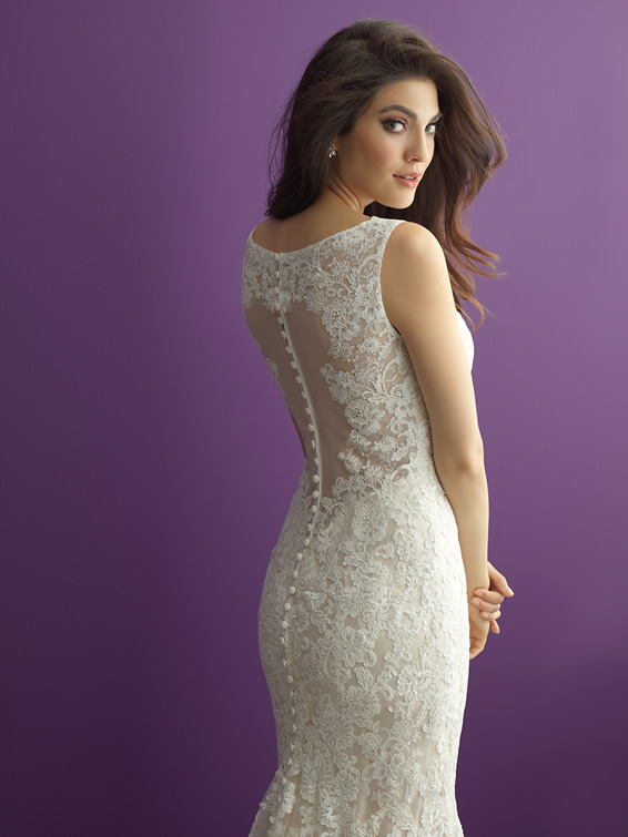 2956 Bridal Gown | Allure Romance | Norwich | le jour Bridal Studio