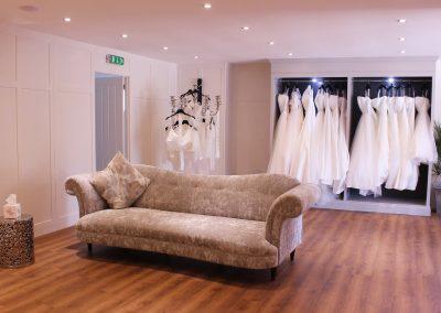 bride guest area