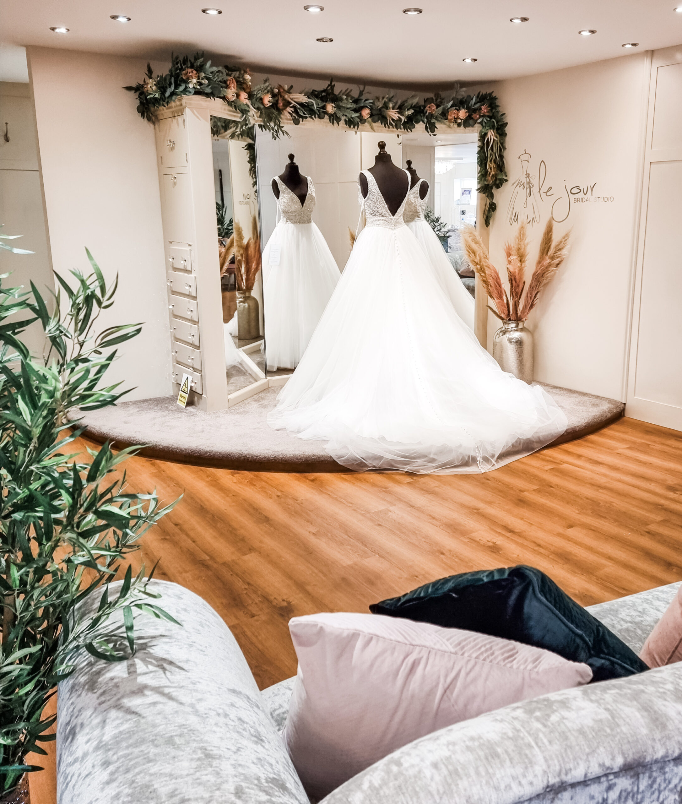 Bridal shop Norwich