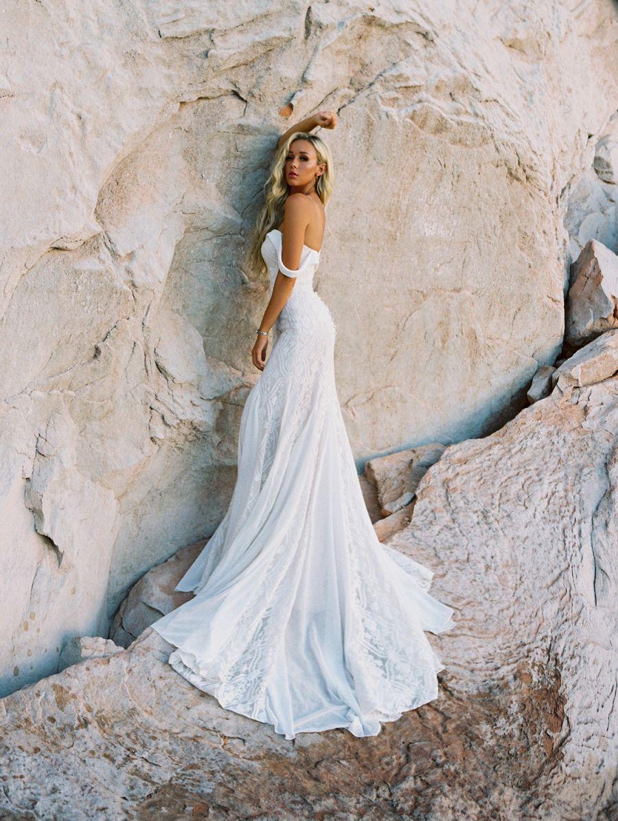F183-Cammi back lace dress