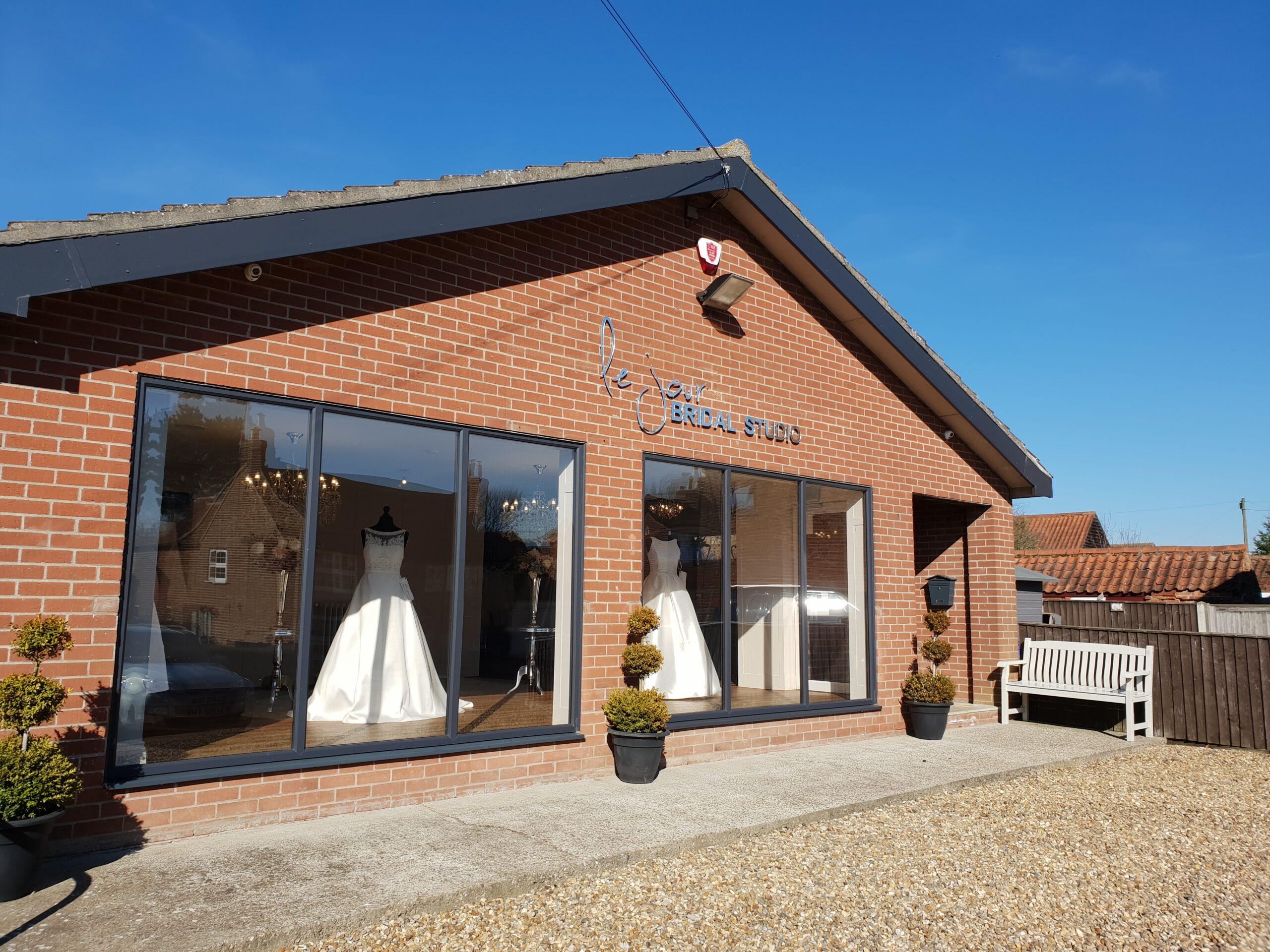 Le Jour Bridal Studio, Norfolk Bridal Shop
